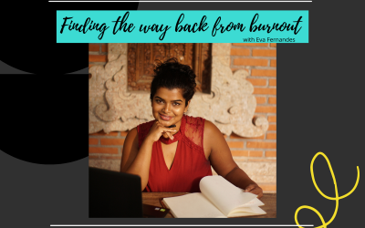 Finding The Way Back From Burnout